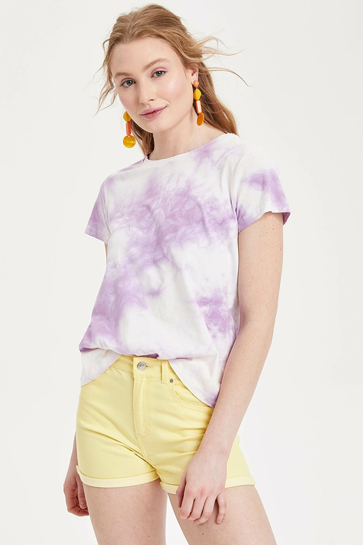 Defacto Tişört L4537az19smpn4t-shirt – 35.99 TL
